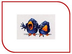 Набор для творчества Alisena Про птичек для вышивания 1017