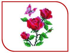 Набор для творчества Бисеринка Розы для вышивания бисером Б-0015