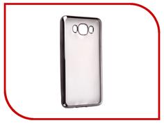 Аксессуар Чехол Samsung Galaxy J7 2016 DF sCase-30 Black