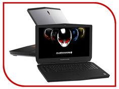 Ноутбук Dell Alienware 17 R3 A17-9075 (Intel Core i7-6700HQ 2.6 GHz/16384Mb/1000Gb + 512Gb SSD/nVidia GeForce GTX 980M 4096Mb/Wi-Fi/Bluetooth/Cam/17.3/3840x2160/Windows 10 64-bit) 352203
