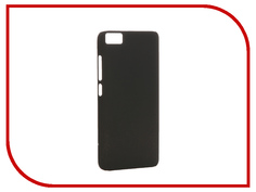 Аксессуар Чехол Xiaomi Mi5 SkinBox Shield Case 4People Black T-S-XM5-002