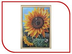 Набор для творчества Hobby&Pro Цветок солнца для вышивания бисером БН-3122