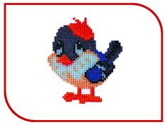 Набор для творчества Бисеринка для вышивания бисером Б-0024