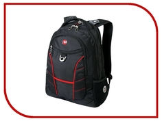 Рюкзак WENGER RAD 1178215 Black-Red