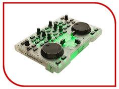 Dj контроллер Hercules DJControl Glow Green 4780839