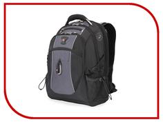 Рюкзак WENGER 6677204410 Black-Grey