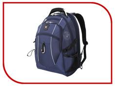 Рюкзак WENGER 6677303408 Blue-Silver