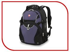 Рюкзак WENGER 3263203410 Black-Blue