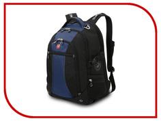 Рюкзак WENGER 3118302408 Blue-Black