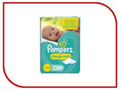 Пеленки Pampers ChangeMats 60х60см 12шт 4015400827481