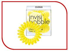 Резинка для волос Invisibobble Submarine Yellow 3 штуки