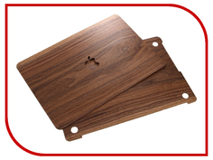 Аксессуар Чехол 15.0-inch iWoodMaster для APPLE MacBook Pro Retina орех американский
