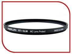 Светофильтр Marumi FIT+SLIM MC Lens Protect 55mm