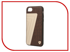 Аксессуар Чехол Nillkin Hybrid Case iPhone 7 Brown T-N-AI7-032