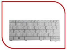 Клавиатура TopON TOP-85039 для Samsung NC10/N110/N130 Series White