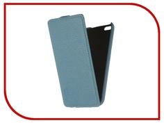 Аксессуар Чехол iPhone 6 Plus 5.5-inch Aksberry Blue