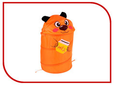 Корзина для игрушек Школа талантов Мишка 1598848