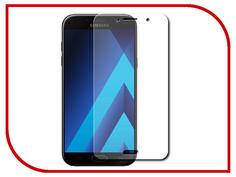 Аксессуар Защитная пленка Samsung Galaxy A3 2017 LuxCase антибликовая 81446