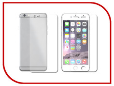 Аксессуар Защитная пленка LuxCase для APPLE iPhone 7 Front&Back суперпрозрачная 81243