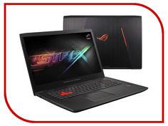 Ноутбук ASUS GL702VM-GB030T 90NB0DQ1-M00340 (Intel Core i7-6700HQ 2.6 GHz/8192Mb/1000Gb + 128Gb SSD/No ODD/nVidia GeForce GTX 1060 6144Mb/Wi-Fi/Bluetooth/Cam/17.3/3840x2160/Windows 10)