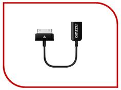 Аксессуар Кабель Ginzzu Galaxy Tab - USB OTG GC-582UB