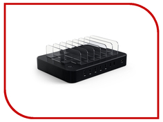 Зарядное устройство Satechi 7-Port USB Charging Station Dock Black B01I44AMDS / ST-MCSTC7B