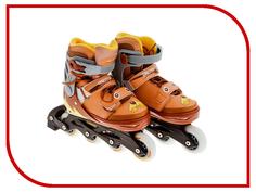 Коньки Onlitop ABEC-5 35-38 Brown 869408