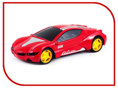 Радиоуправляемая игрушка Shenglong Super Car Power White-Red-Blue 715796