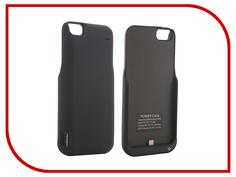 Аксессуар Чехол-аккумулятор Red Line Power Case 6000 mAh для APPLE iPhone 6/6S/7 Black