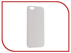 Аксессуар Чехол iBox Crystal Silicone для APPLE iPhone 6 Plus/6S Plus 5.5 Transparent
