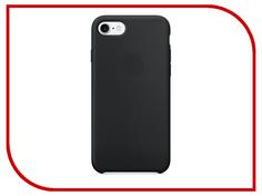 Аксессуар Чехол Krutoff Silicone Case для APPLE iPhone 6/6s Black 10725