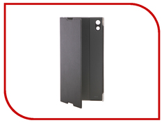 Аксессуар Чехол Sony Xperia XA1 Ultra Style Cover Stand SCSG40 Black