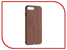 Аксессуар Чехол ROCK Origin Grained для iPhone 7 Plus Sandalwood