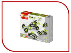 Конструктор Engino Pico Builds Автомобили 4 моделей из одного