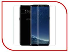 Аксессуар Защитная пленка Samsung Galaxy S8 5.8 Red Line TPU Full Screen Front&Back