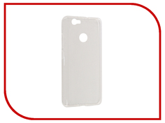 Аксессуар Чехол Huawei Nova SkinBox Slim Silicone Transparent T-S-HN-006