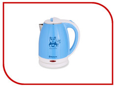 Чайник Sakura SA-2138 White-Light Blue
