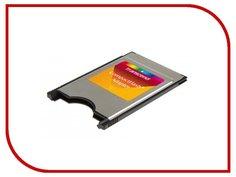Карта памяти Карт-ридер Адаптер Transcend Compact Flash to PCMCIA TS0MCF2PC