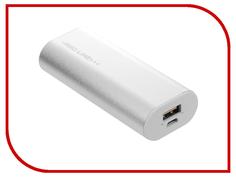 Аккумулятор Red Line H13 Power Bank 4000mAh Silver