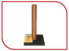 Когтеточка Homecat столбик Gray 295x295x500mm 65632