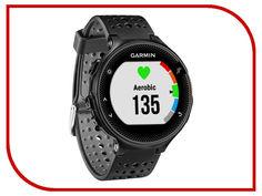 Умные часы Garmin Forerunner 235 Black Grey 010-03717-55