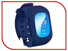 Умные часы Wonlex Q50 (OLED) Dark Blue