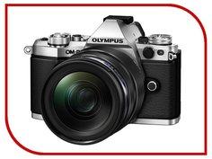 Фотоаппарат Olympus OM-D E-M5 Mark II Kit 12-40 mm F/2.8 Silver-Black
