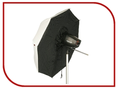 Зонт Dicom Ditech UBS40WB 40-inch (101cm) White-Black