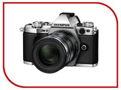 Фотоаппарат Olympus OM-D E-M5 Mark II Kit 12-50 mm F/3.5-6.3 Silver-Black