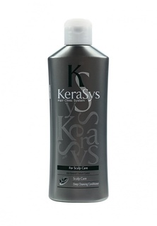 Кондиционер для волос Kerasys Уход за жирной кожей головы, 180 мл