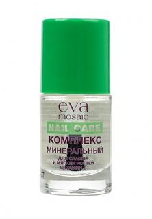 Средство Eva Mosaic минеральное для слабых и мягких ногтей с витамином Е, 10мл