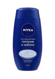 Гель Nivea для душа для тела и волос, 250 мл