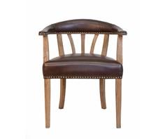 Полукресло tanner (mak-interior) коричневый 58x76x55 см. L Room