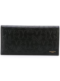 кошелек с тиснением звезд Givenchy